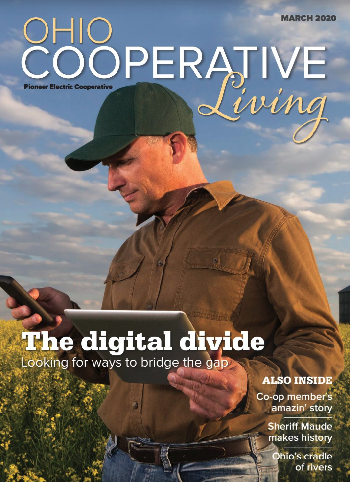 Ohio Cooperative Living March 2020 Cover